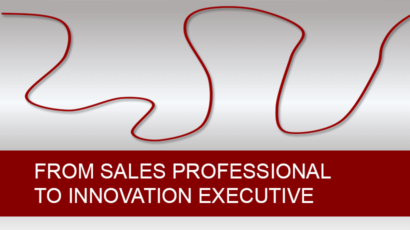 sales professional innovation initiatives